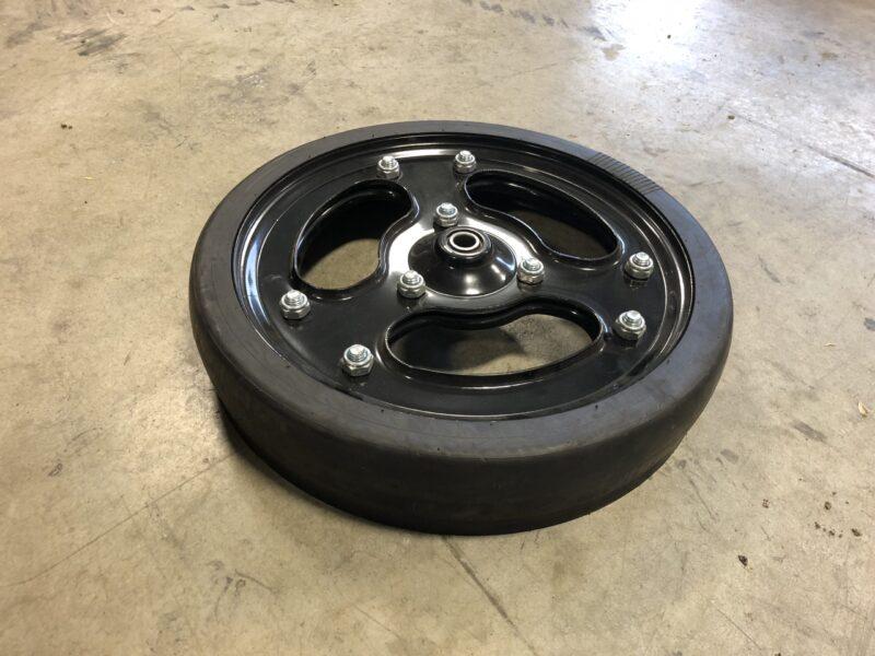 3 inch Spoked Gauge Wheel